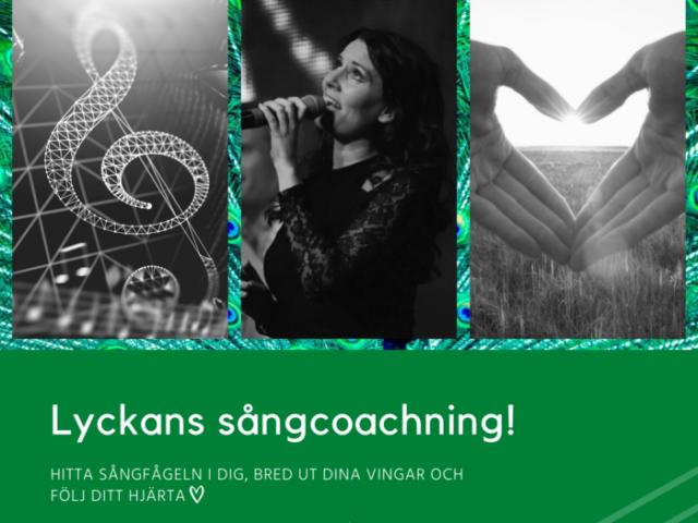 Lyckans sångcoachning! (1)
